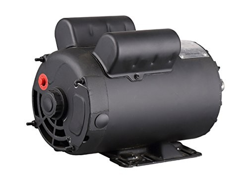 Nema odp single phase 5hp spl 3450rpm air compressor motor for 20 hp single phase motor