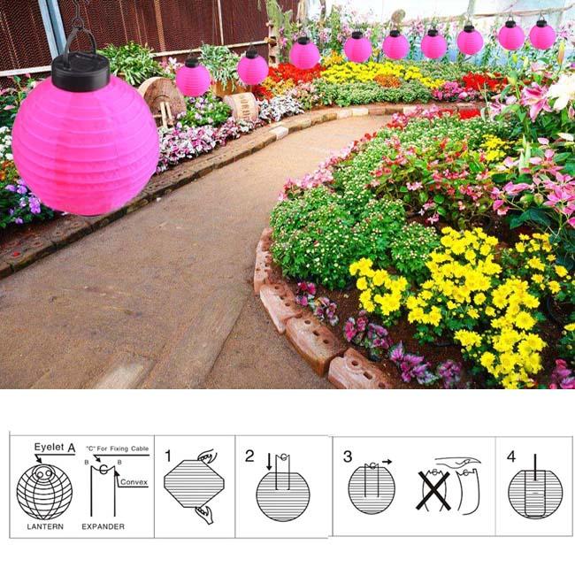Grossiste lanterne électrique de jardin-Acheter les meilleurs ...