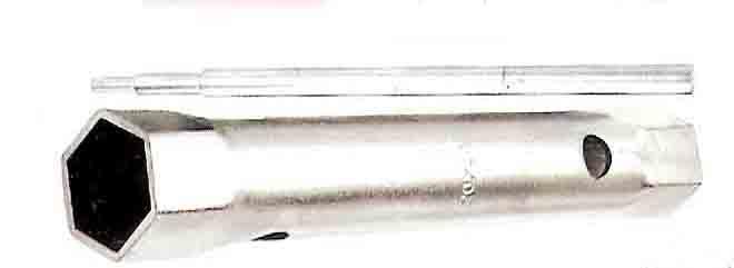 caja tubular