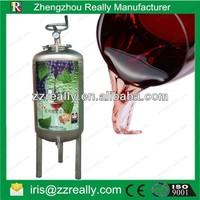 Winery equipment wine fermentation tank