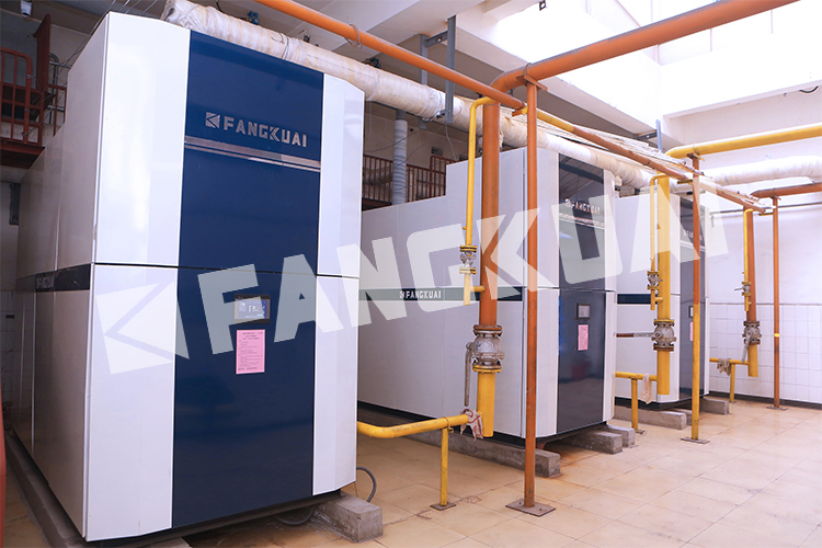 chinese condensing oil fired atmospheric pressure boiler manufacture