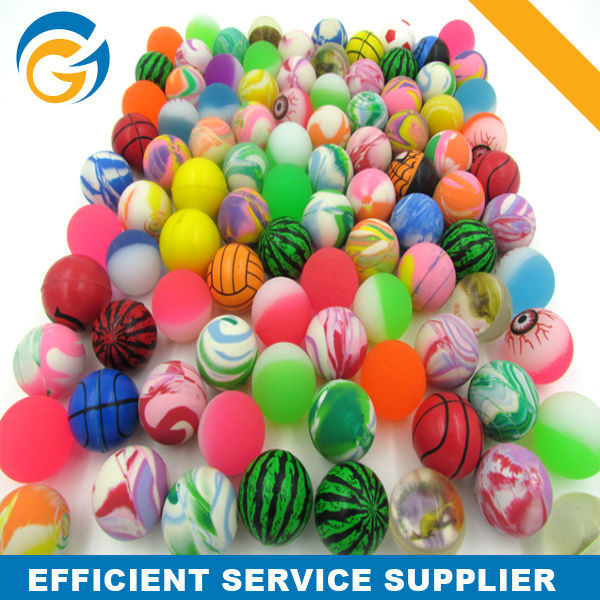 27mm Bouncy Ball and Vending Machine Bouncy Ball