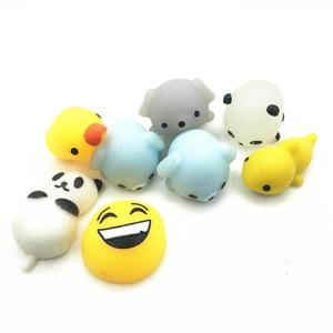 Popular stress relief tpr mochi squishy phone case silicone squishies toy
