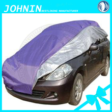 170t,180t,190t,210t Polyester taffeta lining tents car cover fabric, waterproof taffeta silver coated fabric