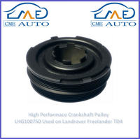 Crankshaft pulley damper pulley for LandRover Freelander Td4 2.0 1998-