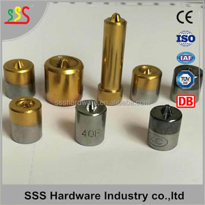 Tin TiALN screw header punches thread rolling dies heading dies