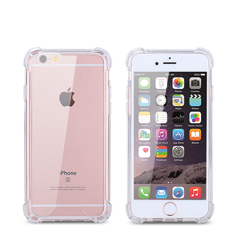 high quality unique ultrathin TPU+PC mobile phone case shockproof cell phone case for iPhone6plus