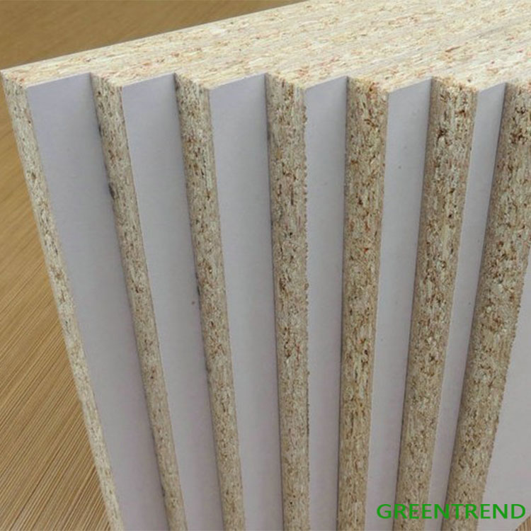 18mm Melamine Faced Particle Board/ Chipboard