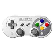 8 bitdo Game <span class=keywords><strong>조이스틱</strong></span> SF30 PRO Original Game Controller 무선