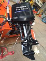 40hp marine diesel outboard engine