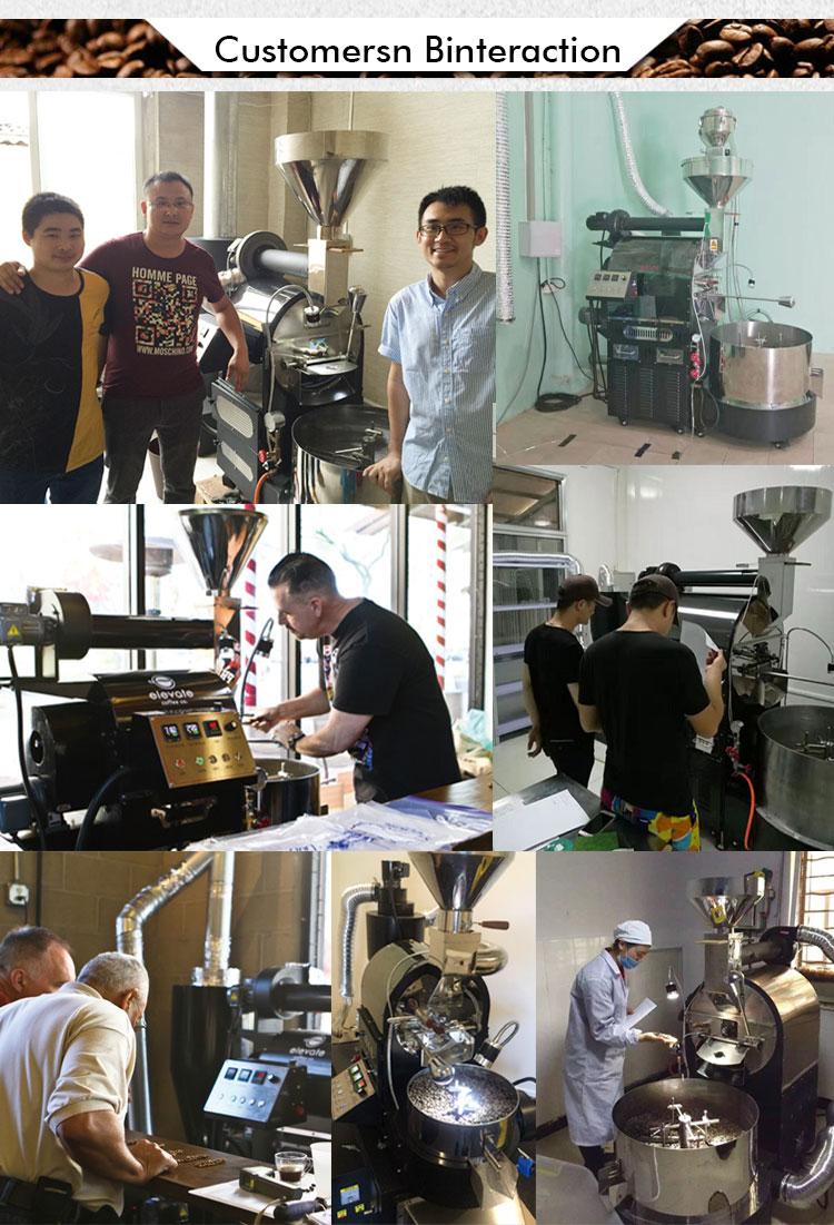 2018 LQ50 erdnüsse geröstete maschine LQ50 Chinesische Teeröstmaschine LQ 50 Nüsse Röstmaschine