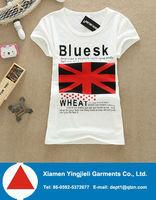 high quality men T-shirt/fashion Polo T-shirt/Personal custom t-shirt