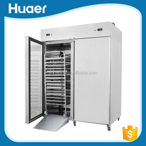 High quality Stainless steel commercial deep freezer Quick freezing freezers for food