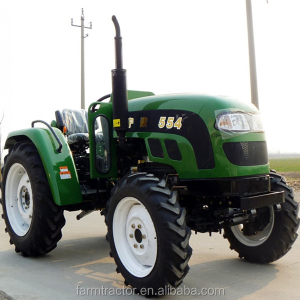 high quality and good price four wheel china husqvarna tractor