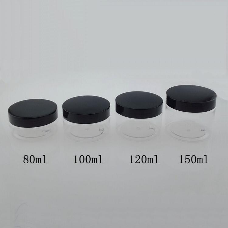 3g 5g 10g 15g 20g Leere Kunststoff Kleinen Gläsern für Kosmetika oder Probe Verpackung