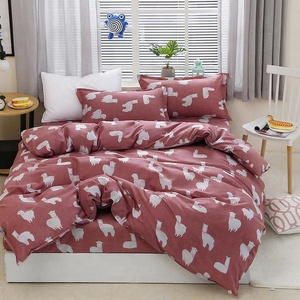 Gate Rory Mercury bedding sets Gift kids duvet cover set bed sheet Pillowcase 4 pcs bed sets