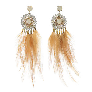 2016 Spring Style North American Dreamcatcher earring For Outfit
