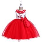 Little Girls Ball Gown Baby Clothes fashion design Flower Girl Party Dresses For Weddings LL313