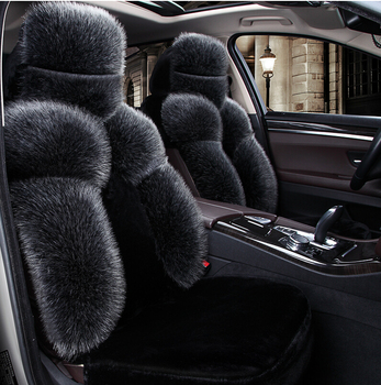 Wholesale Price Black Fluffy Smooth New Zealand Wool Sheepskin Car Seat Covers Buy Funny Car Seat Covers Fashion