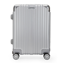 suitcase factory customized spinner wheels high end vintage style luggage 20 24 28inch ABS+PC PP suitcase Duffel bag