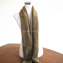 Turkish Rectangle scarf wholesale exquisite uragiri shawl scarf solid color