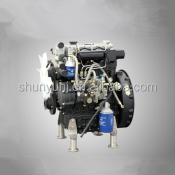Low speed marine boat and ship use diesel engine CHANGCHAI CZ475Q engine