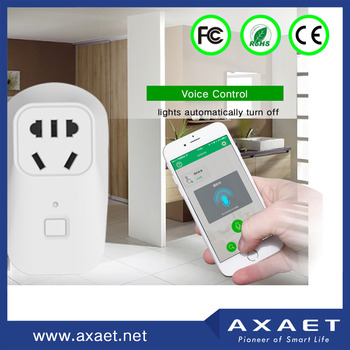 2016 New Design Bluetooth 4.0 AHome BLE Socket