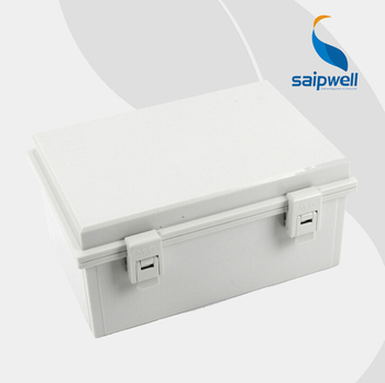 Saip Saipwell 200 300 150mm Plastic Outdoor Electrical Box