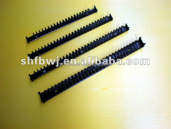 High Quality 30 Rings Plastic Ring Binder Mechanism - Buy Binder  Clips,Plastic Binding Clips,Plastic Ring Mechanism Product on Alibaba com
