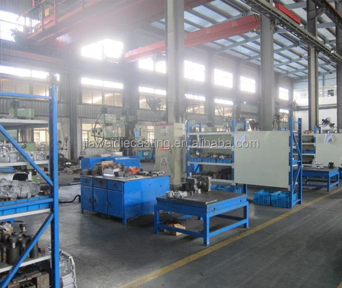 Calidad de aluminio de fundición de herramientas