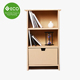 Furniture Stores Cardboard Floor Display Racks For Small Furniture Promotion