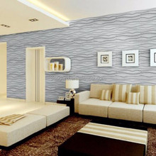 construction wall tile 3d natural fiber new design