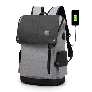 Wholesale New Model School Students Bag Backpack For With USB