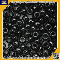wholesale China cheap opaque colorful Glass seed beads for rosary making