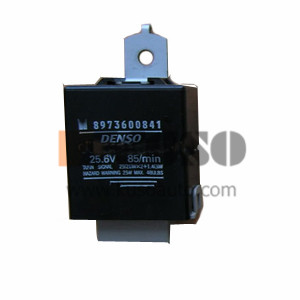 Npr Nkr Nqr 4hf1 4hg1 Denso 24v Electronic Flasher Relay Unit 8