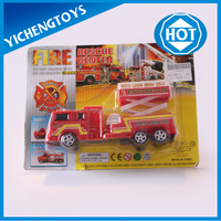 plastic cheap fire truck for sale