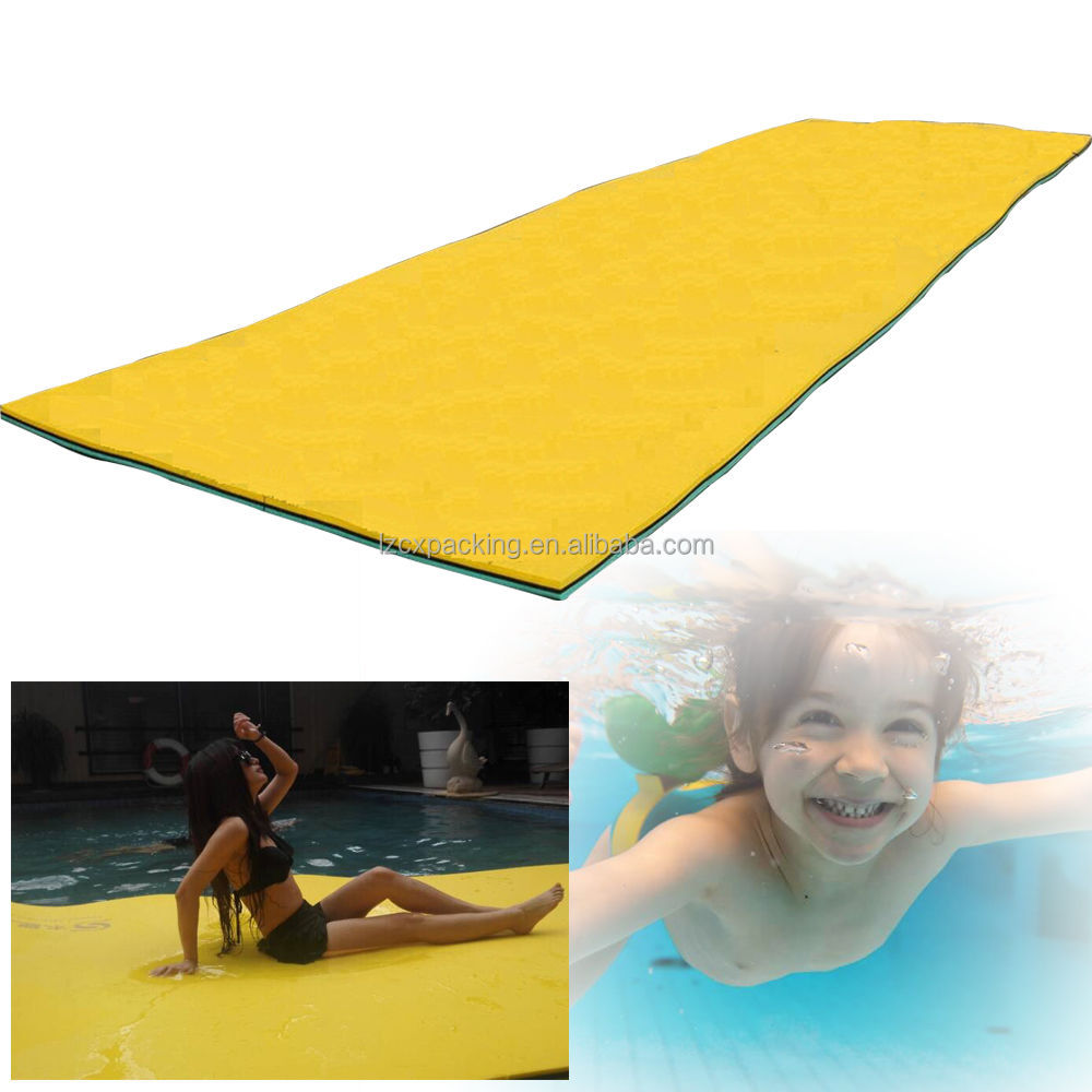 factory price high quality floating water pad
