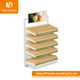 Guangzhou qualified products display shop shelving /Single sided super store racks