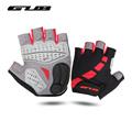 GUB summer half finger cycling gloves gel breathable gym gloves mtb mountain road bike gloves sport