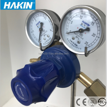High quality ordinary oxygen gas pressure regulator with stable outlet
