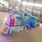 Train Kids Train Kids Game Machine Trackless Sightseeing Train Battery Operated In Mall