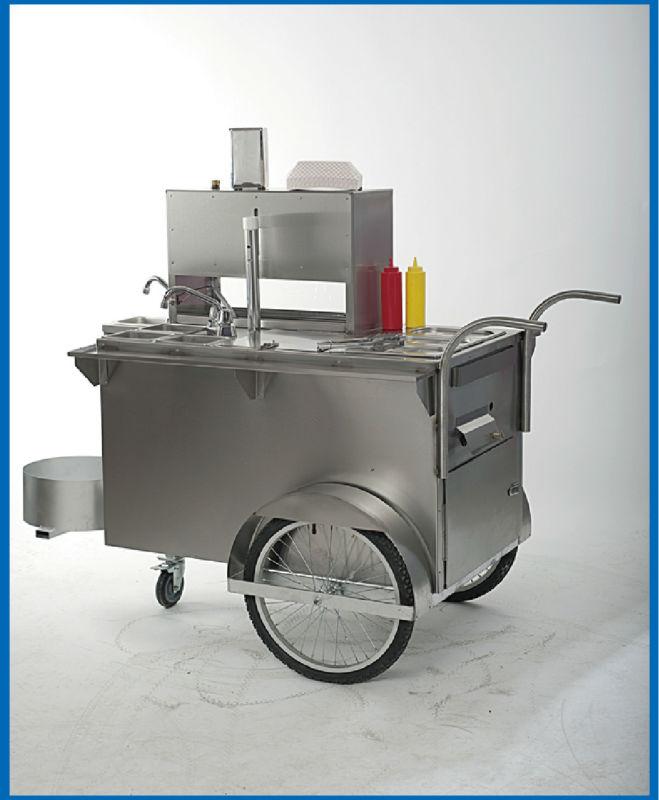 d8e65430257 BAOJU HD-80New model trailer hot dog cart for sale hot dog cart for sale