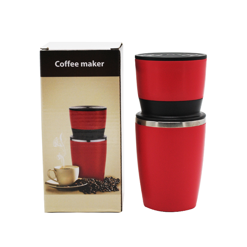 All-in-one Design Portable Travel Outdoors Coffee Grinder Stainless Steel Coffee