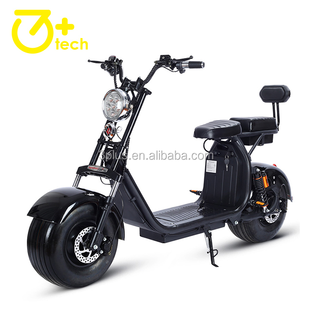 1500W 20ah city coco scooter cool electric scooter with <strong>CE</strong>/ROSH certification