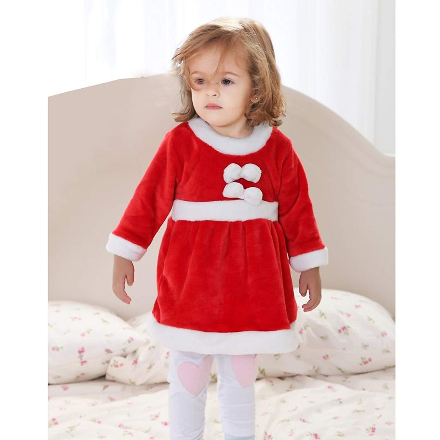 avolution the little girl christmas dress suit size 110 redspecial occasion dresses