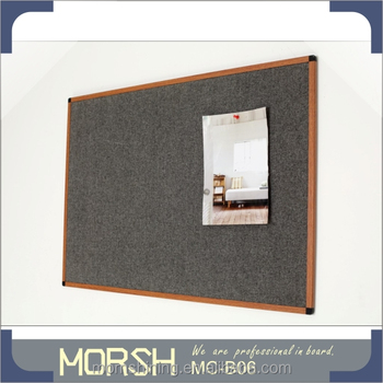 Aluminium Frame Soft Board For Notice Board For Office - Buy Notice ...