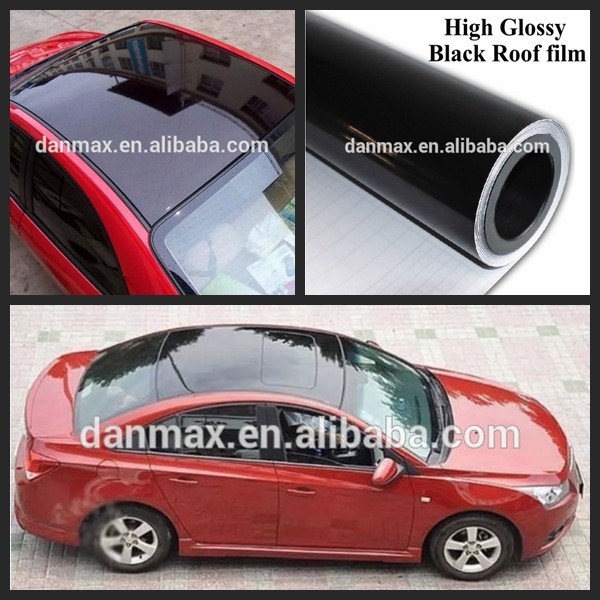 Car Sunroof Protective Type Removeable Self Adhesive Vinyl