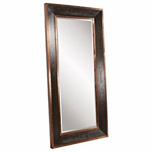 Get Quotations Howard Elliott Blaze Leaner Floor Mirror 36w X 72h In