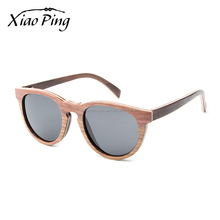 cheap promotional wholesale fake designer polarized wooden sunglasses 2018