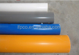 UPVC Conduit / Pvc Electrical Pipe/PVC Tube For Wire